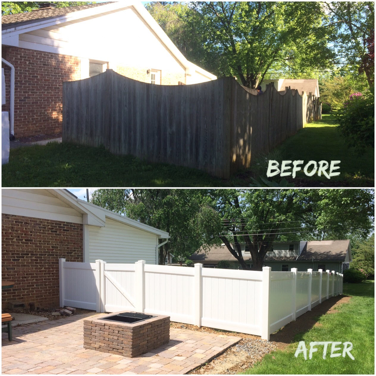 Outdoor Patio Furniture York Pa: Outdoor Fences & Services In Lebanon, PA