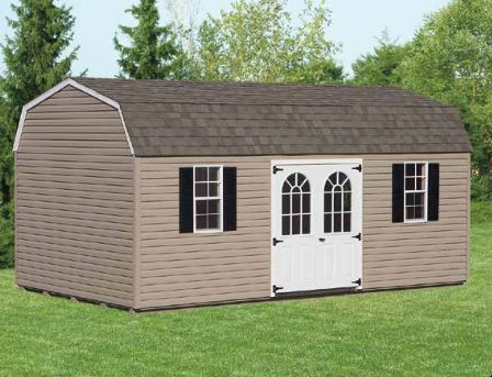 Sheds - Fontana Outdoors Garden Center